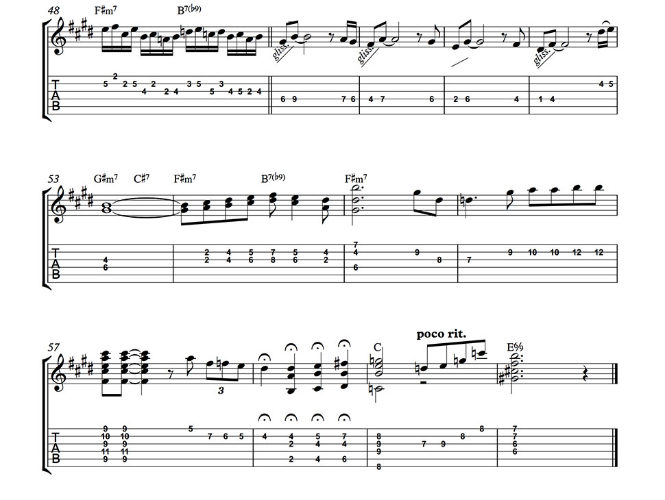 The nearness of you arranged for two guitars by bill tyers download pdf file hexwebz Gallery